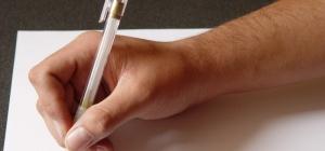 Как написать письмо директору школы
