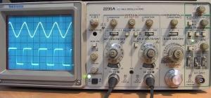Как найти амплитуду силы тока