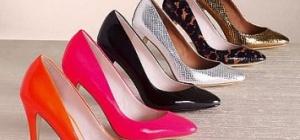 Как покрасить туфли
