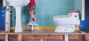 Как установить канализационные трубы