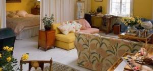 Как совместить гостиную и спальню в одной комнате