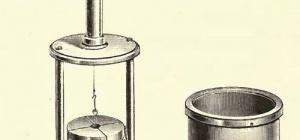 Как определить заряд на электроскопе