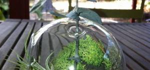 Как сделать отверстие в стеклянной бутылке