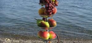 Как курить кальян на фруктах