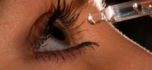 Как лечить синдром сухих глаз