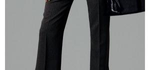 Как разгладить стрелки на брюках