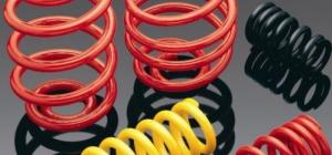 Как найти коэффициент жесткости пружины