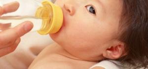 Как перевести ребенка с грудного на искусственное вскармливание