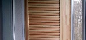 Как отделать балкон внутри