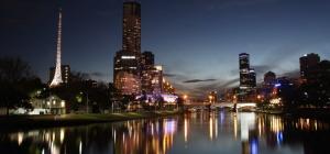 Как нарисовать ночной город
