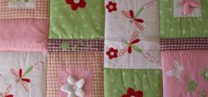 Как сшить стеганое одеяло