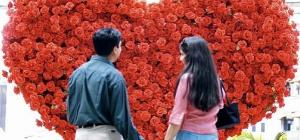 Где провести Валентинов день с парнем