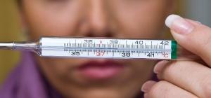 Как нарисовать градусник