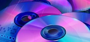 Как переписать файлы на dvd