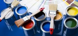 Как выбрать краску для обоев