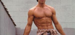 Как накачать мышцы новичку