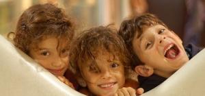 Как фотографировать детские праздники