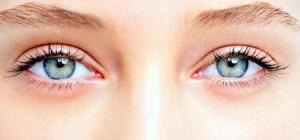 Как отбелить глазное яблоко