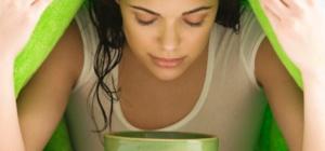 Как делать паровые ванночки для лица