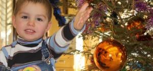 Как встретить Новый год у елки