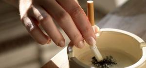 Как избавиться от никотина в легких