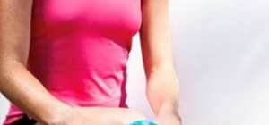 Как избавиться от жидкости в колене