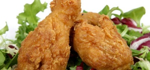How to cook fried chicken