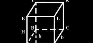 Как найти площадь параллепипеда