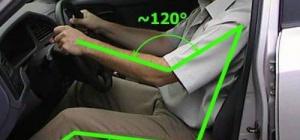 Как отрегулировать сидение водителя