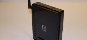 Как настроить WiFi-роутер D-Link dir 300