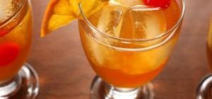 Как приготовить коктейль с виски