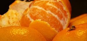 Какова польза мандаринов