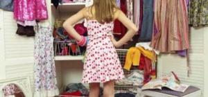 Как составить модный гардероб