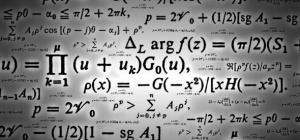 Как напечатать формулу в Word'e