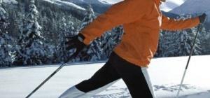 Как крепить полужесткое крепление к лыжам