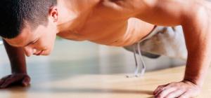 Как накачать мускулатуру в домашних условиях
