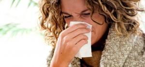 Как лечить заложенность носа беременным