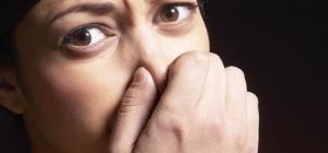 Как вывести запах пота