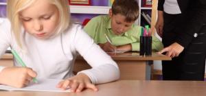 Как научить ребенка аккуратно писать