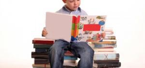Как научить ребенка говорить и читать