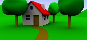 Как сделать сказочный домик