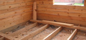 Как утеплить деревянный пол в частном доме