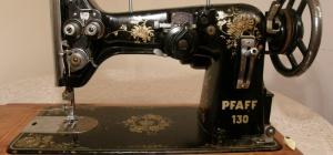 Как разобрать швейную машинку
