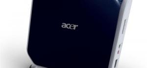 Как разобрать Acer Revo