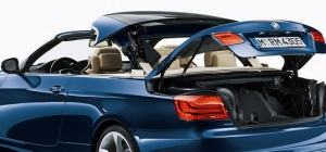 Как открыть багажник на BMW