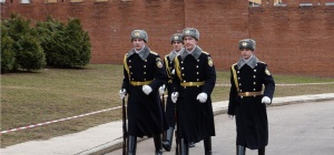 Как попасть служить в кремлевский полк