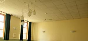 Как монтировать потолки