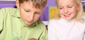 Как научить делить двузначные числа