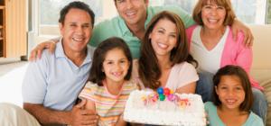 Как отпраздновать день рождения мамы
