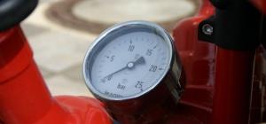 Как вычислить давление